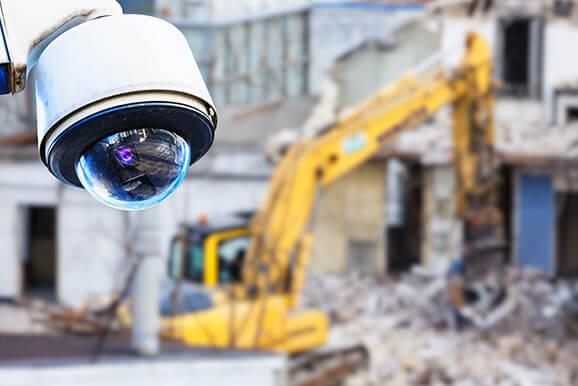 Marvelouz Teknology Construction site CCTV