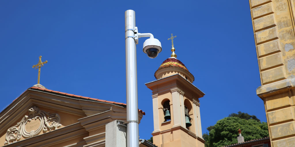 church CCTV